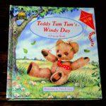 ポップアップ絵本Teddy Tum Yum s